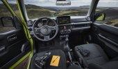ภายใน Suzuki Jimny 2019