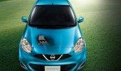 ภายนอก Nissan March