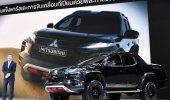 รีวิวภายนอก Mitsubishi Triton Absolute