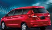 ภายนอก Suzuki Ertiga 2019