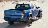ภายนอกของ Ford Ranger Raptor 2019