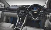 ภายใน All New Chevrolet Captiva 2019