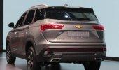 ภายนอก All New Chevrolet Captiva 2019