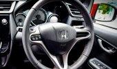 ภายใน Honda BR-V Minor Change 2019
