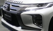 New Mitsubishi Pajero Sport 2019 ปรับโฉมใหม่