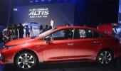 ภายนอก Toyota Corolla Altis 2019