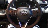 ภายใน Toyota Corolla Altis 2019