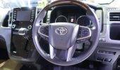 ภายใน Toyota Majesty 2019