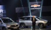 ภายนอก Chevrolet Captiva 2019