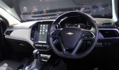 ภายใน Chevrolet Captiva 2019