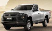 ภายนอก Mitsubishi Triton 2019 (2 ประตู)