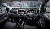 ภายใน Mitsubishi Triton 2019 (2 ประตู)