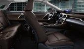 ภายใน Lexus RX 2019