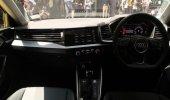 ภายในหรูหราของ Audi A1 Sportback 35 TFSI S Line 2020