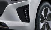 การดีไซน์ภายนอกของ Hyundai Ioniq EV 2019