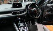 การดีไซน์ภายใน All-New Mazda CX-8