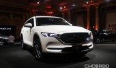 การดีไซน์ภายนอก All-New Mazda CX-8