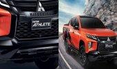 ภายนอกของ Mitsubishi Triton Athlete 2020