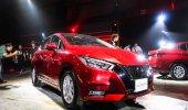 การดีไซน์ภายนอก All New Nissan Almera 2020