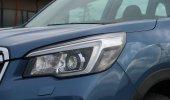ดีไซน์ภายนอก Subaru Forester 2020