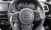 ดีไซน์ภายใน Subaru Forester 2020