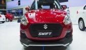 อุปกรณ์ภายนอกของ Suzuki Swift 2020
