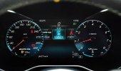 ดีไซน์ภายใน Mercedes-AMG GLC Coupe 2020