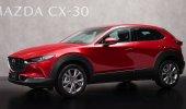 การดีไซน์ภายนอกของ Mazda CX-30 2020