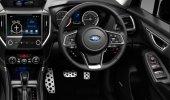 การออกแบบดีไซน์ภายในของ Subaru Forester GT Edition 2020