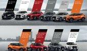 Nissan Kicks e-POWER 2020 รุ่นย่อยต่าง ๆ