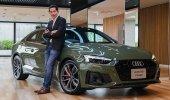 การออกแบบดีไซน์ภายนอก Audi A5