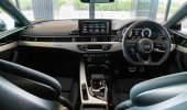 การออกแบบดีไซน์ภายใน Audi A5