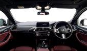การออกแบบดีไซน์ภายใน BMW X4 xDrive20d M Sport X 2020