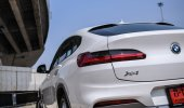 การออกแบบดีไซน์ภายนอก BMW X4 xDrive20d M Sport X 2020