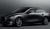 การออกแบบดีไซน์ภายนอก Mazda 3 2020