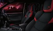 การดีไซน์ภายใน Isuzu D-Max X-Series 2021