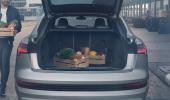 กระออกแบบดีไซน์ภายนอก Audi e-tron Sportback 2021