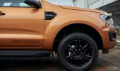 การออกแบบดีไซน์ภายนอก Ford Ranger 2021