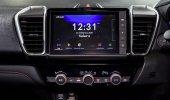 ห้องโดยสาร Honda City Hybrid e:HEV 2021