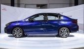 การออกแบบดีไซน์ภายนอก Honda City Hybrid e:HEV 2021