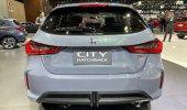 การดีไซน์ภายนอก Honda City Hatchback 2021