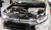 ขุมพลัง Mitsubishi Outlander PHEV 2021