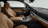 ภายในห้องโดยสาร BMW 4 Series 2021
