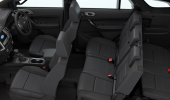 การออกแบบดีไซน์ภายใน Ford Everest 2021