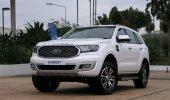 การออกแบบดีไซน์ภายนอก Ford Everest 2021
