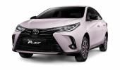 การออกแบบดีไซน์ภายนอก Toyota Yaris Ativ PLAY 2021