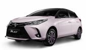 การออกแบบดีไซน์ภายนอก Toyota Yaris Play 2021 (Limited Edition)