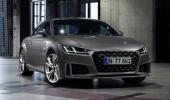 การออกแบบดีไซน์ Audi TT Coupe 2021