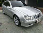 MERCEDES-BENZ C230 Kompressor Sports 2002 ราคาที่ดี