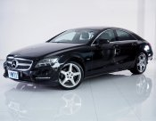 2012 Mercedes-Benz CLS350 V6 sedan